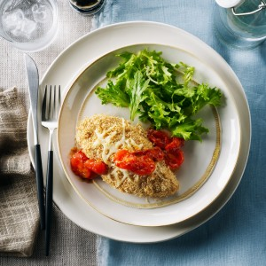 Shredded Wheat Chicken Parmesan (2)