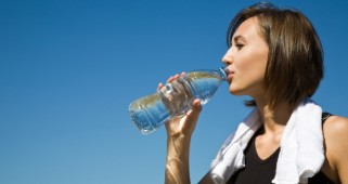 Hydration in the summer heat